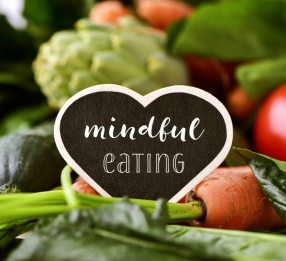 Mindful eating and eating disorders